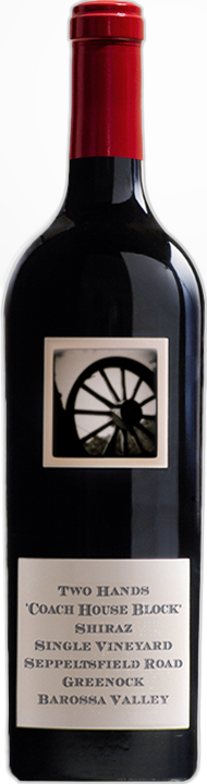 2015 Coach House Block Shiraz